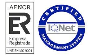 Profesionales. Alicex AENOR ISO 9001