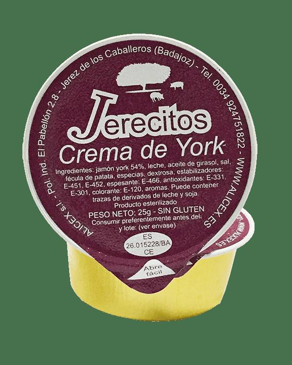 crema de jamón york jerecitos