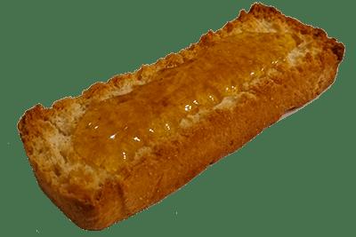 tostada miel jerecitos