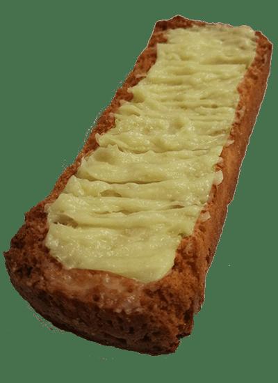 tostada queso azul jerecitos