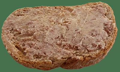 tostada zurrapa blanca jerecitos