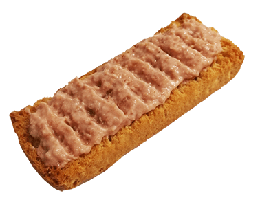 tostada crema jamon york monodosis Jerecitos