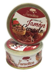 lata jamon curado jerecitos 250g