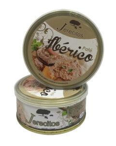 lata pate iberico jerecitos 250g