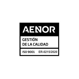 Alicex certificado AENOR
