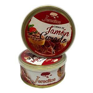 paté de jamón curado en lata de 250g Jerecitos