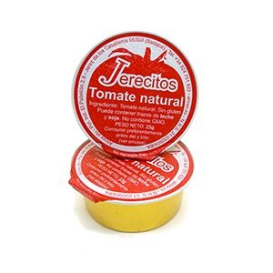mondoosis tomate natural Jerecitos